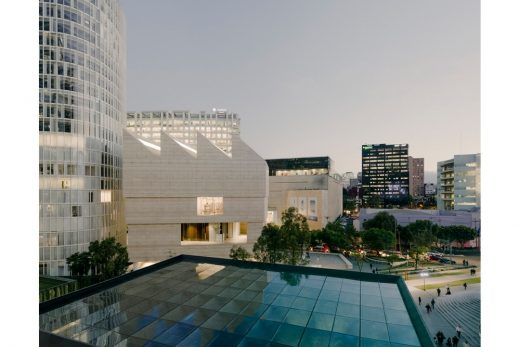 Museo Jumex Building Mexico