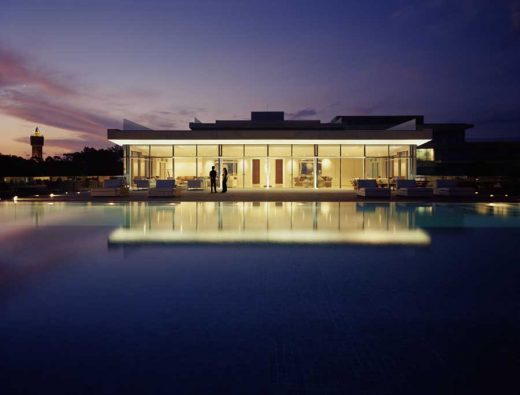 Punte Del Este Uruguay waterfront property by Rafael Viñoly Architects