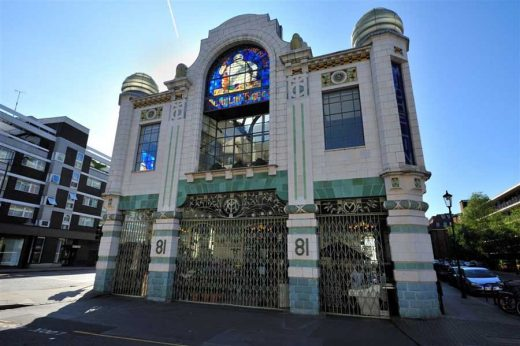 Michelin House Brompton Road London