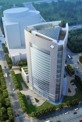 Soochow Securities Headquarters building design