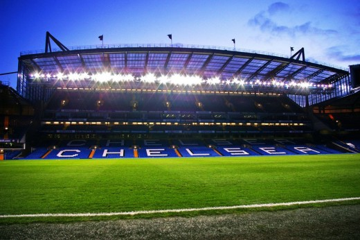 Stamford Bridge Stadium Chelsea