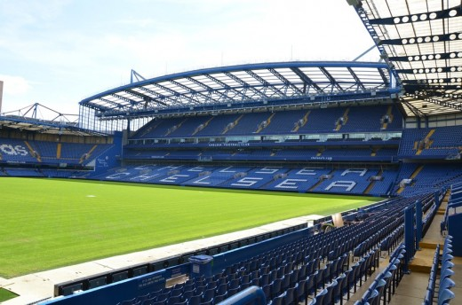 Stamford Bridge Stadium London