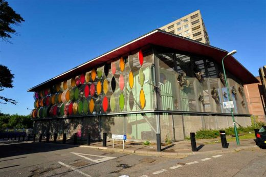 Fawood Childrens Centre Harlesden by Will Alsop