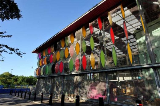 Fawood Childrens Centre London building