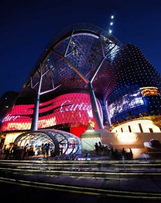 ION Orchard - Singapore Retail Mall