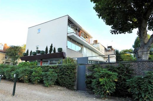 Max Fry Architect house 9 Frognal Way