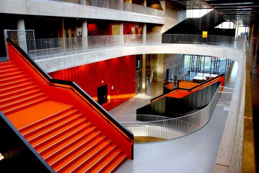 Thor Heyerdahl School, Norway education building