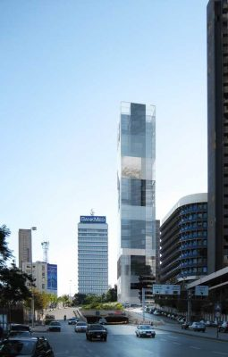 486 Mina El Hosn, Beirut tower building