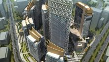 Barwa Financial District Doha Qatar office buildings