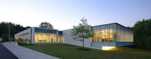 Hockessin Public Library, Delaware by ikon 5 architects