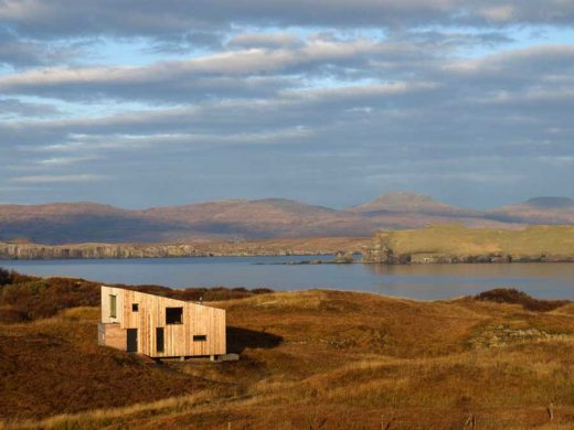 Fiscavaig House : Isle of Skye Home