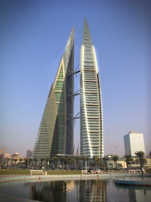 BWTC Manama Office Towers building