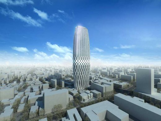 Bucharest Tower: Romanian skyscraper by Zaha Hadid