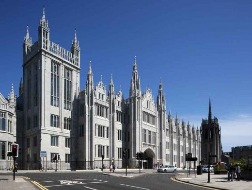 Marischal College Aberdeen Building