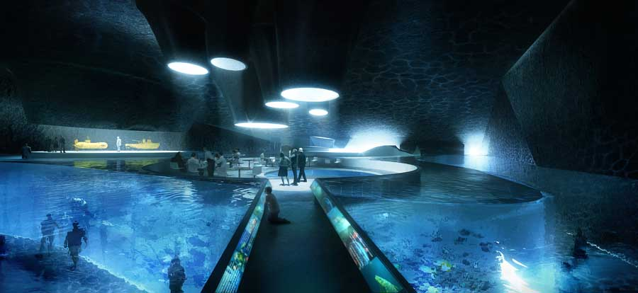 Ocean space centre 3 e architect