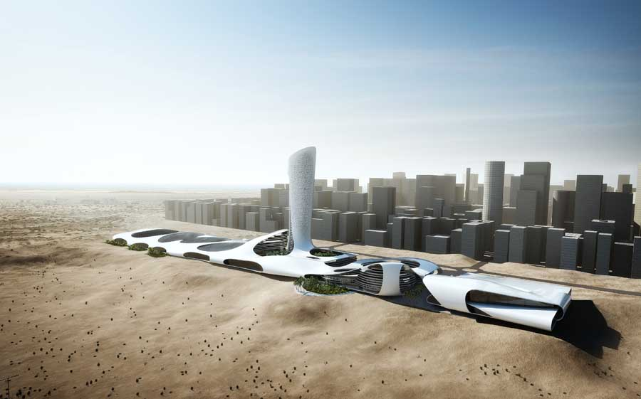 Ras Al Khaimah Gateway Uae E Architect