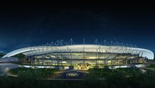 Rostov Stadium Russia 2018 World Cup