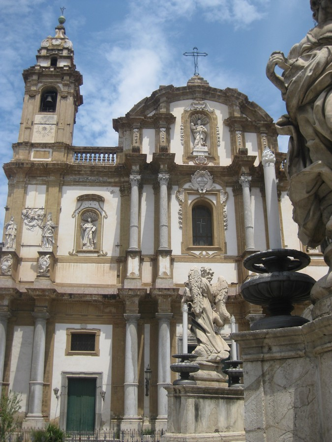 Walking Tour Palermo Domenico
