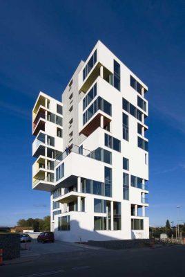 Siloetten Aarhus Apartments