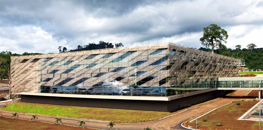 famous african architecture | free here