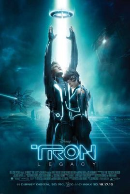 TRON: Legacy, Milan Week of Design, Disney Italy