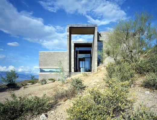 Tucson Mountains House in Arizona