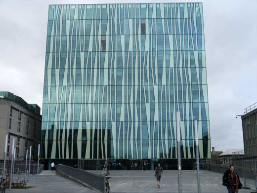 University of Aberdeen Library Building