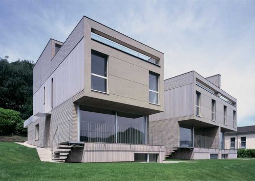 3d Housing, Collina d'Oro House