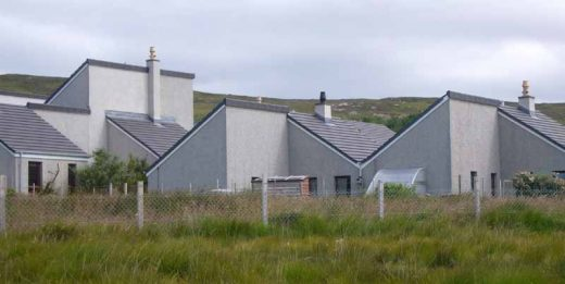 Achiltibuie Houses, Ross-shire