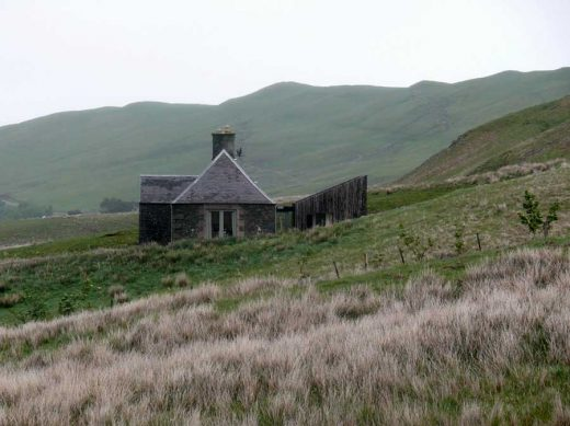 Ettrick Valley House - Scottish Borders Property