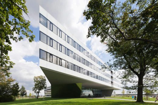 adidas LACES Herzogenaurach building - German architecture news