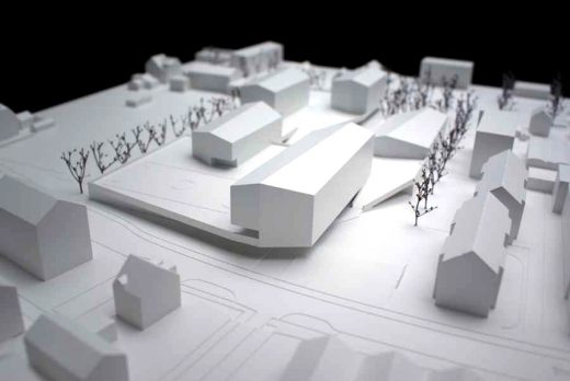 Allschwil School, Swiss Architecture Competition
