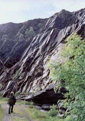 Ballachulish Slate Quarry Scotland