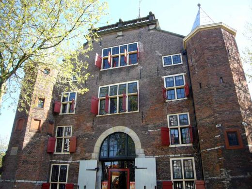Weigh House Amsterdam architecture