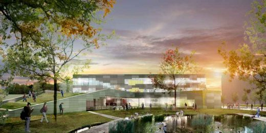 Campus Park Skara, Swedish Design Competition