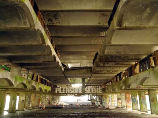 Cardross Seminary building
