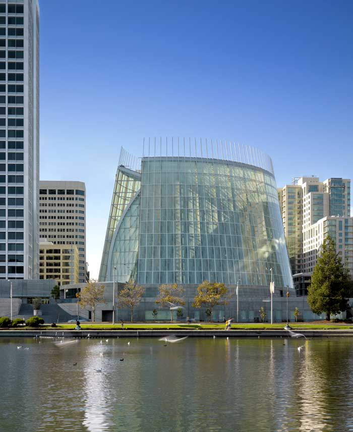 Cathedral Of Christ The Light Oakland E Architect