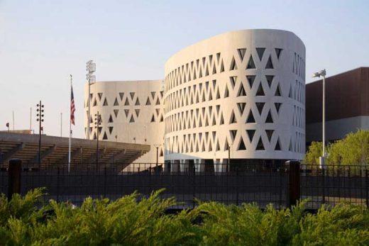 Cincinnati University Lindner Athletic Center Building Ohio