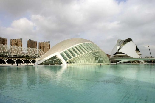 City of Arts and Sciences Architectural News