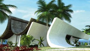 Cumayasa Residential Complex Dominican Republic design by A-cero Architects