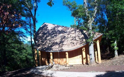 David Douglas Centre, Scotland - Scottish Timber Building in Pitlochry