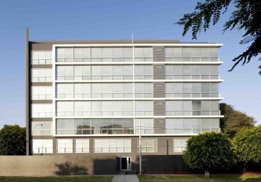 Edificio Costa Blanca - New offices in Miraflores Peru