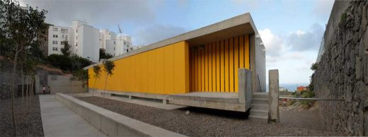El Lasso Community Centre, Canary Islands Building
