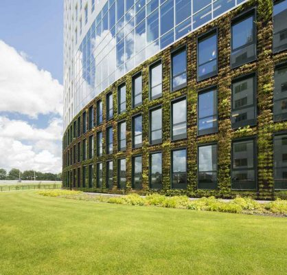 Eneco Headquarter Rotterdam Office Building