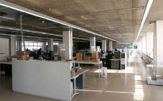 Eric Parry Architects studio London, UK