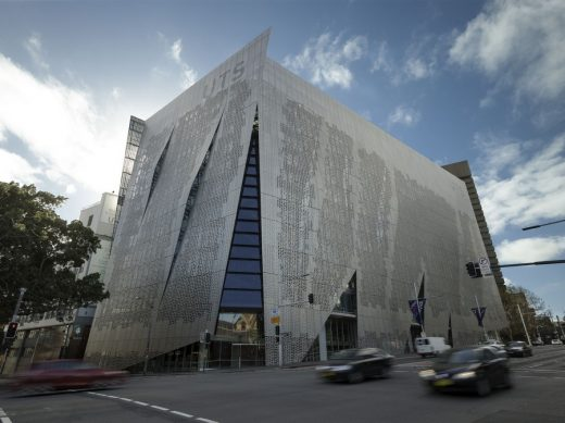 University of Technology Sydney Broadway Faculty Engineering Information Technology