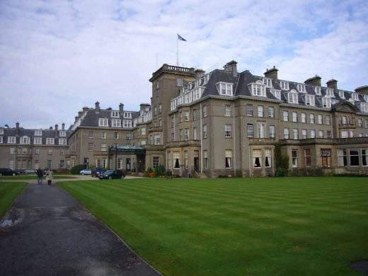 Gleneagles Hotel Scotland
