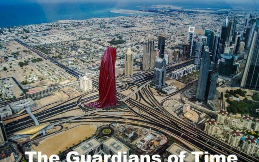 Guardians of Time Art Dubai