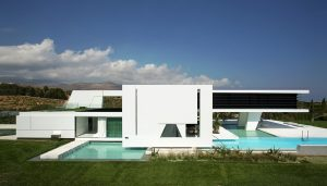 H3 House Athens luxury property