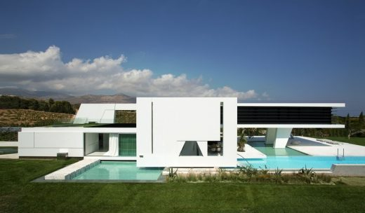 H3 House Athens property